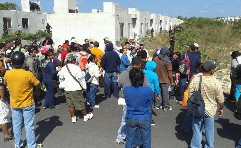 Los inconformes realizarían una manifestación en el Ayuntamiento. (Adrián Barreto/SIPSE)