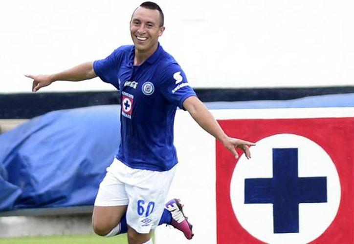 Antonio Pedroza vuelve a Cruz Azul, donde estuvo el año pasado. (mediotiempo.com/Foto de archivo)