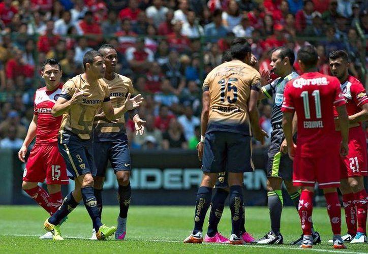 México estará representado con el Toluca y los Pumas, quienes verán acción en Copa Libertadores este miércoles y jueves. (Archivo Mexsport)