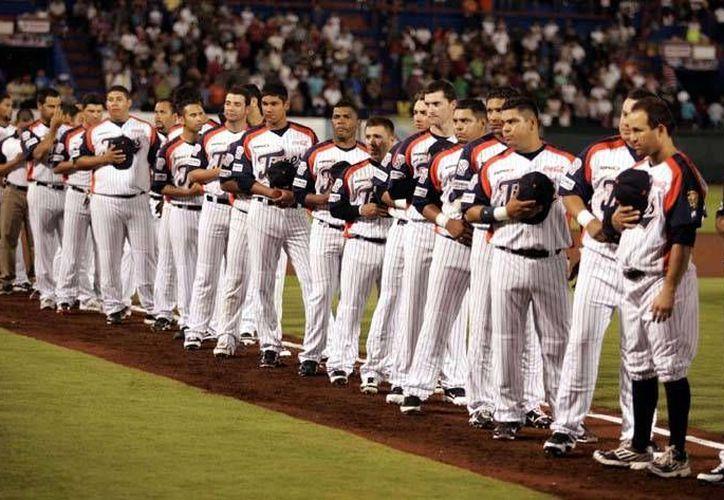 Tres jugadores del equipo Tigres de Quintana Roo fueron seleccionados para el Campeonato de Béisbol Sub 21. (Redacción/SIPSE)