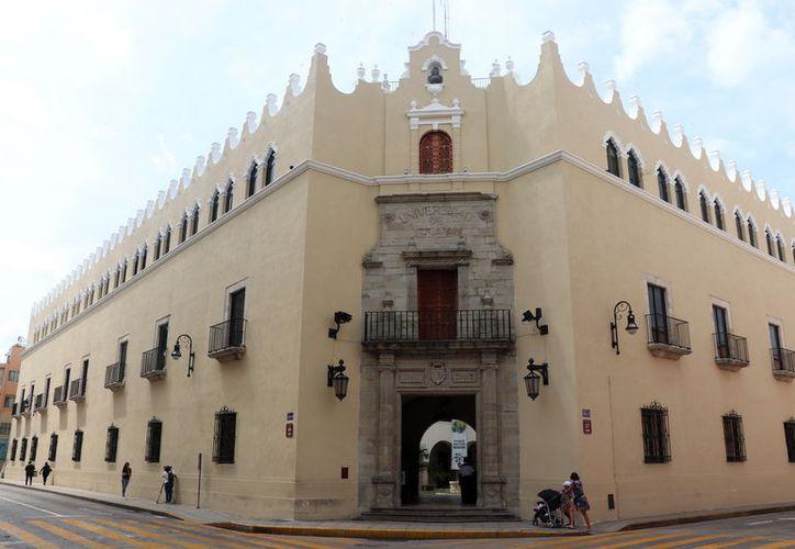 La Uady atraviesa apuros por el recorte en su presupuesto. (Novedades Yucatán)