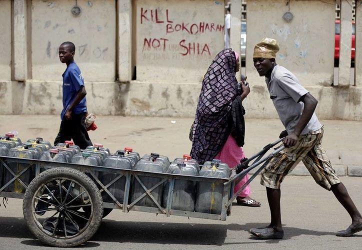 La Unicef denuncia que los menores utilizados para atentados de Boko Haram son en realidad víctimas, y no agresores. (AP)