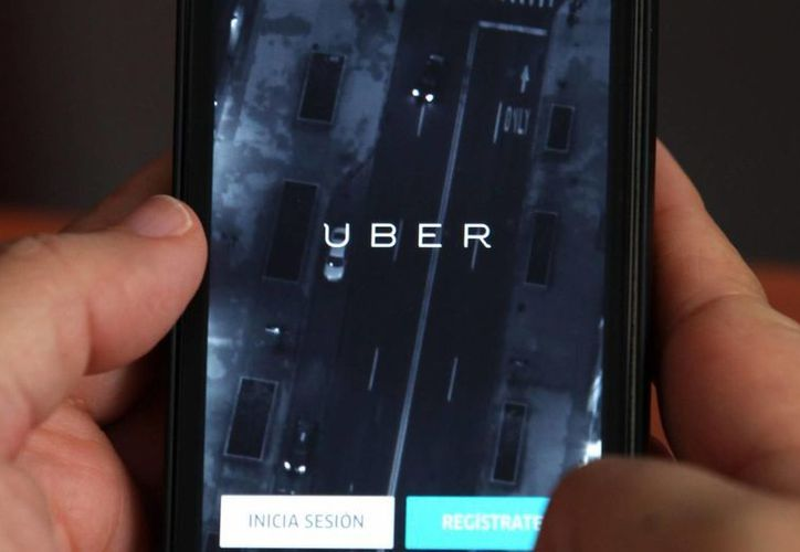 Uber se comprometió a reponer los bienes robados a una usuaria el pasado 7 de febrero. (Archivo/SIPSE)