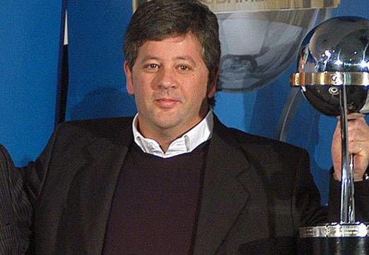 Julio Ricardo Grondona es actualmente el presidente del club Arsenal, que fundó su padre en 1957. (labombonera.com.ar)