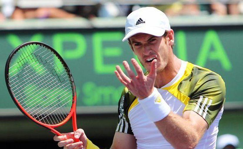 En dos horas y 45 minutos, tras despachar a Ferrer, Murray se convirtió en el tenista número uno de la ATP. (Agencias)