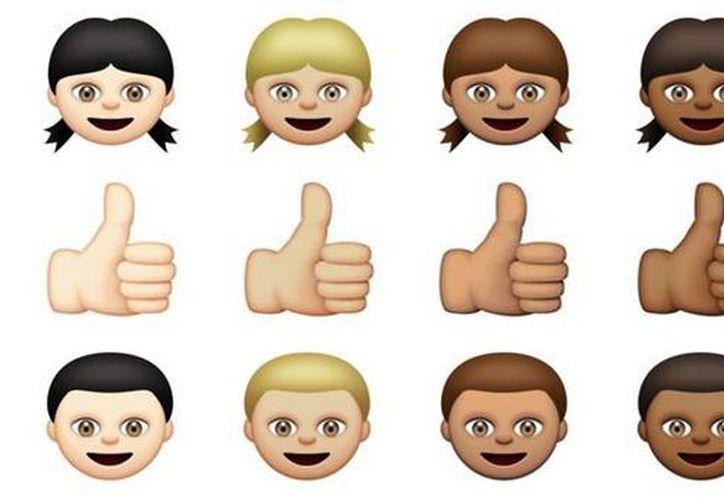 Apple no informó sobre cuándo estará disponible el nuevo catálogo de emojis. (AP)