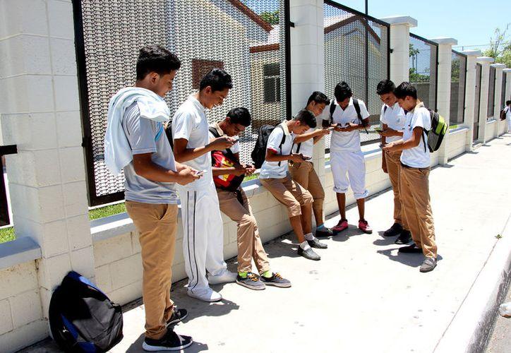 Alertan por el el Juego suicida de la 'Ballena Azul'. (Foto: Alejandra Carrión / SIPSE)