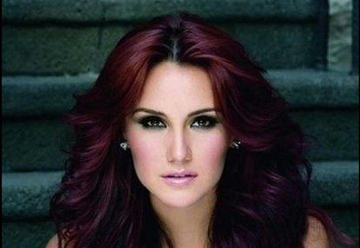 Dulce María reveló que por la música no había podido participar en ninguna telenovela.(twitter.com/DulceMaria)