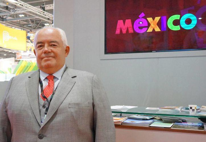 Juan Carlos Arnau, titular del sistema Turissste, indicó que se presentará en Londres un modelo de Turismo Social Internacional. (Notimex)