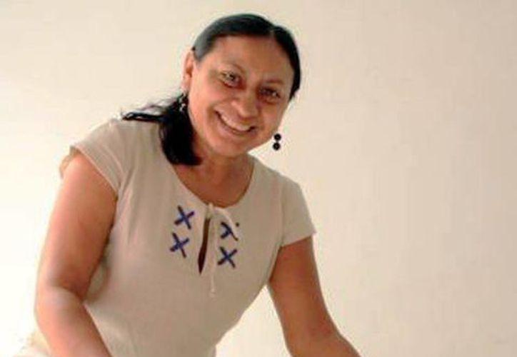 Delfina Castillo Tzab informó que participará en octubre en la reunión anual de la organización WEAmericas, mujeres líderes de América y El Caribe, de la cual es embajadora. (Milenio Novedades)