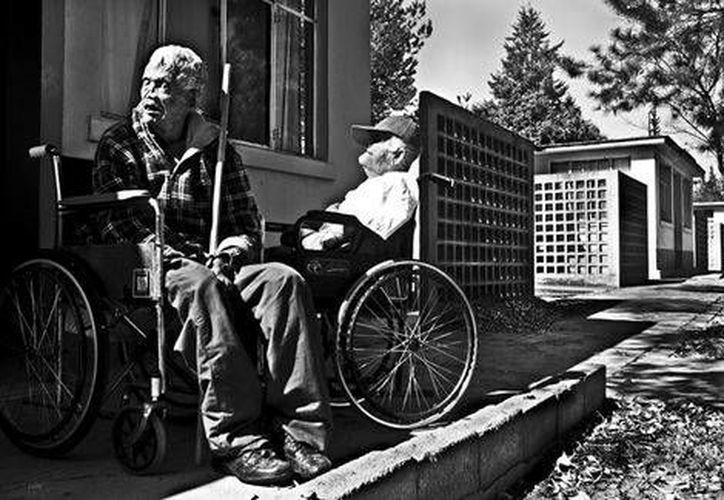 El leprosario Dr Pedro López llegó a albergar a unos 800 enfermos. (Arturo Bermúdez/Milenio)