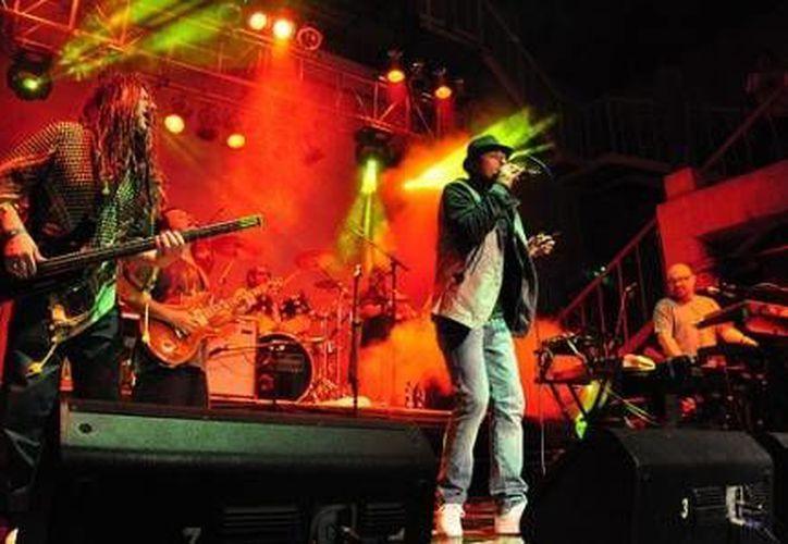 "Gondwana regresa a Playa del Carmen como parte de su gira ""Revolution Tour"". (Internet)"