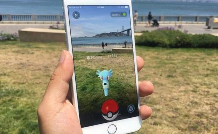 El juego de redes sociales, de realidad aumentada, 'Pokemon Go', poco a poco gana adeptos en el mundo. (EFE)