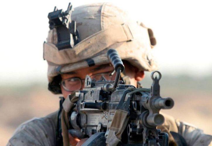 La aplicación de una vacuna contra la malaria a marines (soldados) de Estados Unidos se asocia a asesinados que supuestamente han cometido quienes recibieron el medicamento. (Imagen de contexto/3djuegos.com)