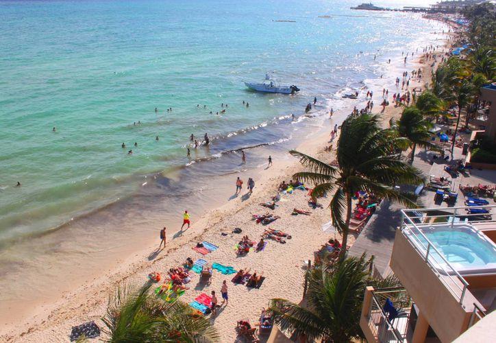 La Riviera Maya y Cancún se encuentran entre los destinos que más buscan los argentinos al decidir 'de último momento' un lugar para vacacionar (Daniel Pacheco/SIPSE)