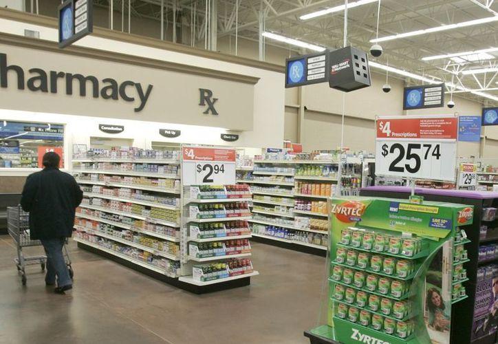 Farmacias de Nueva York combatirían el robo de medicamentos de venta exclusiva con receta médica con frascos equipados con chips de GPS. (Agencias)
