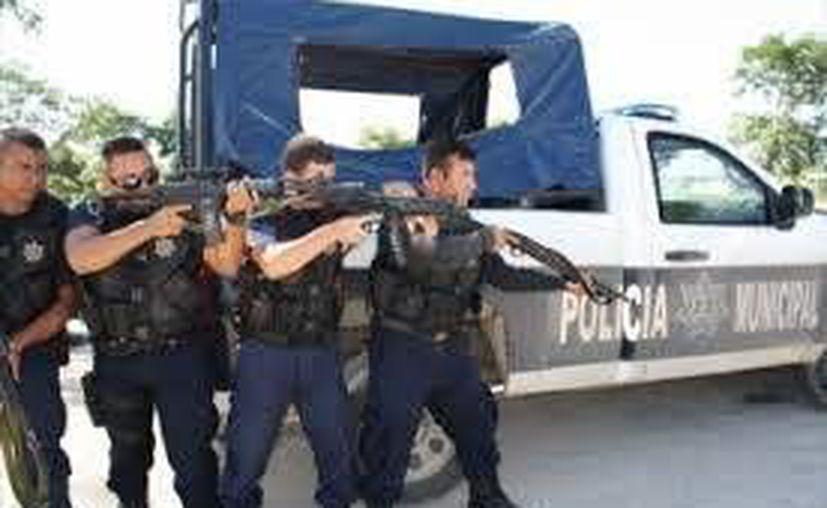 """Según datos de la organización """"Causa en Común"""" Quintana Roo es uno de los nueve estados con mayor rezago en evaluar a sus policías. (Foto de contexto/SIPSE)"""