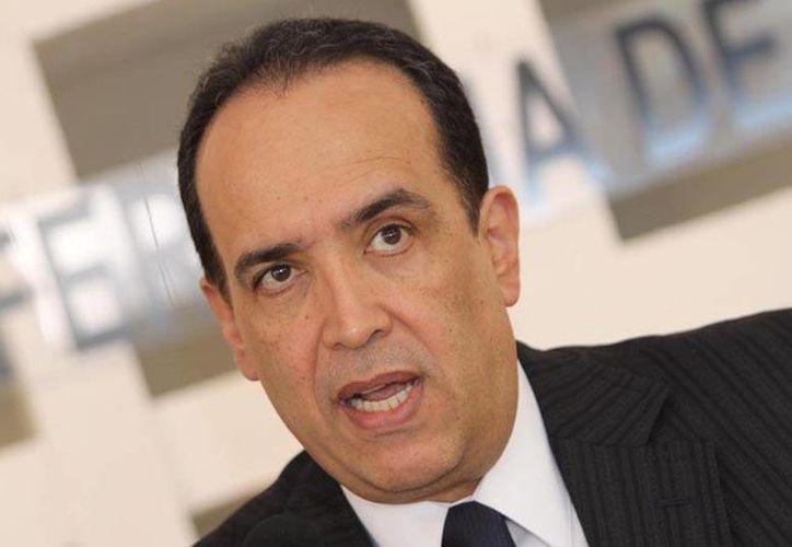 La demanda contra Muñoz Vázquez fue respaldada por todos los legisladores locales y federales del PAN. (ultra.com.mx)