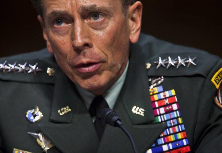 Petraeus dimitió de la Agencia Central de Inteligencia (CIA) en noviembre de 2012. (EFE)