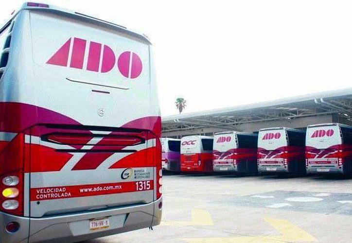 La empresa ADO mantiene una gran disposición para trabajar coordinadamente y potencializar y fortalecer las nueve rutas turísticas. (adiariooaxaca.com)