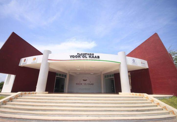 El Planetario de Chetumal no ha cautivado el interés de los habitantes. (Archivo/SIPSE)
