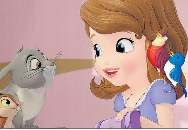La historia de Sofía se desarrollará en un mundo mágico de castillos, magos y caballos voladores. (Agencias)