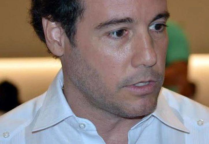 José Enrique Goff Ailloud, titular de la Comisión de Derechos Humanos del Estado de Yucatán (Codhey). (Milenio Novedades)