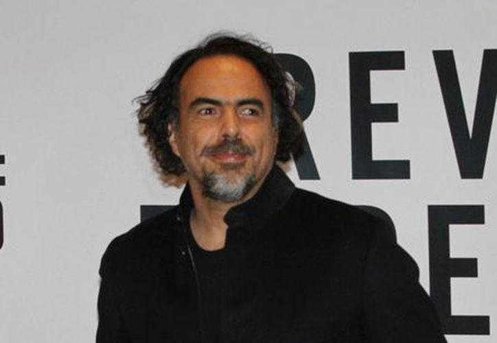 Alejandro González Iñárritu ganó por segundo año consecutivo el premio de mejor cineasta del Sindicato de Directores de América. (Notimex)