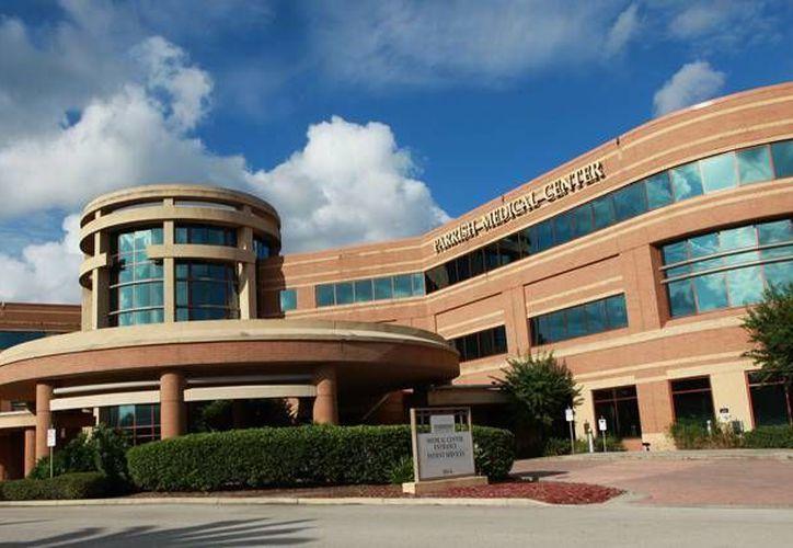 Un hombre ingresó la madrugada de este domingo al Centro Médico Parrish en Florida y asesinó a balazos a dos mujeres. (Twitter: @DiarioNoticiaI)