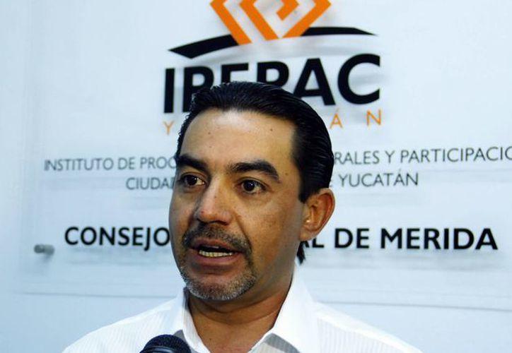 Pavón Durán comentó que las reformas tienen aspectos importantes como la carta de profesionalización para ocupar puestos de elección popular. (Milenio Novedades)