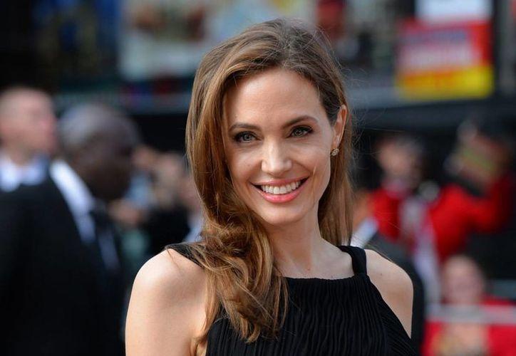 La actriz y realizadora Angelina Jolie producirá la adaptación al cine de la novela 'El Pan de la Guerra'. (farandula.com)