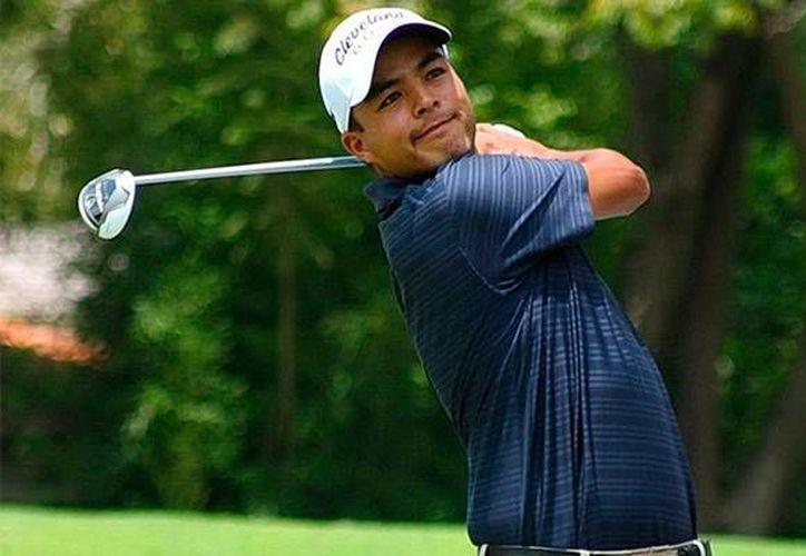 El golfista de origen tapatío participará en el torneo de golf que se jugará en Mayakoba. (Redacción/SIPSE)