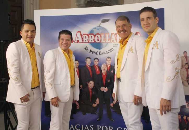 """De la placa """"Gracias por creer"""" La Arrolladora Banda El Limón lanza el videoclip """"A los cuatro vientos"""". (Archivo Notimex)"""