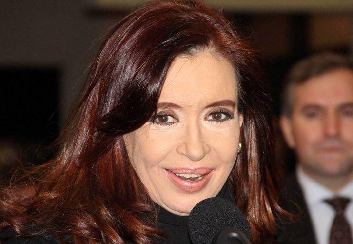 Durante la baja médica de Cristina Fernández, el oficialismo ha sido duramente castigado en las urnas en las elecciones legislativas del pasado octubre. (Archivo/EFE)
