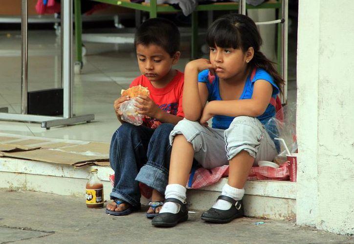 Los más afectados por las Edas son los menores de edad. (SIPSE)