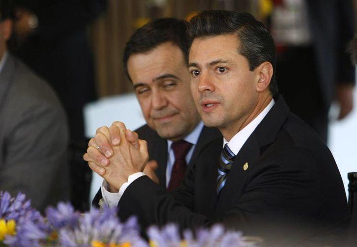México ofrece hoy, no sólo estabilidad económica y certidumbre sino que es también un mercado abierto y confiable: Peña Nieto. (Agencias)