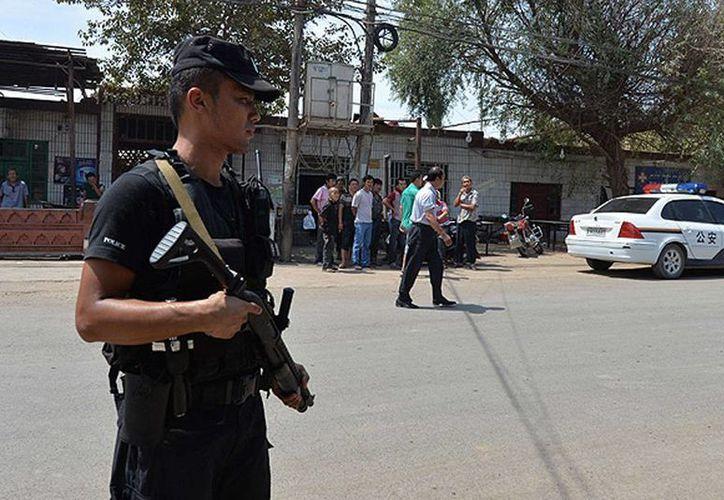 El gobierno responsabiliza de este tipo de incidentes a los extremistas, mientras que los activistas uigures los atribuye a las tensiones étnicas. (Agencias)
