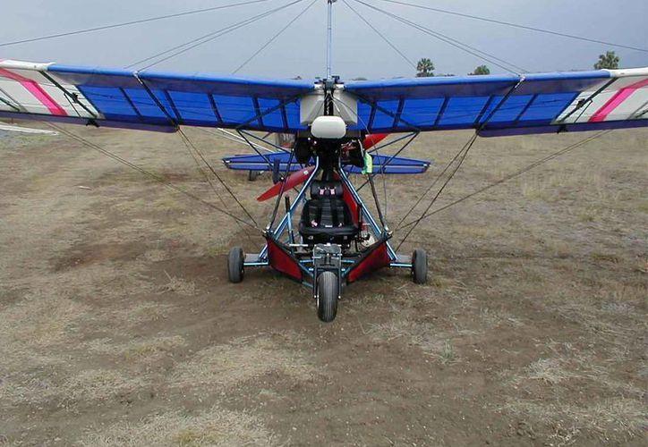 El volar en un avión ultraligero se considera un deporte extremo. (ultraligeros.com.mx)