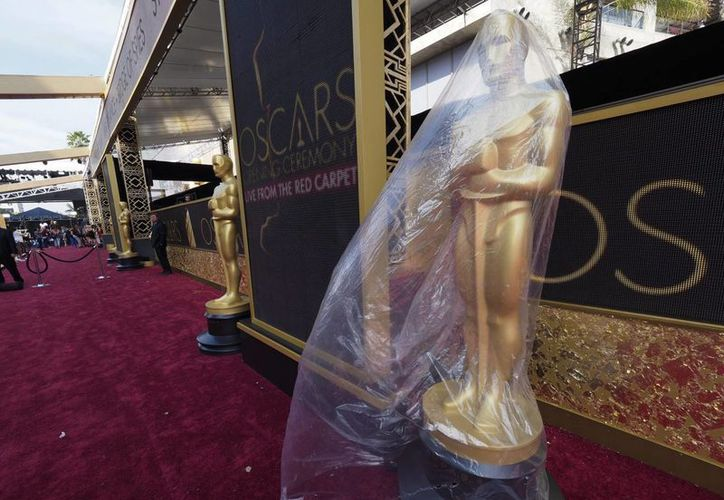 Esta noche se sabrá por fin qué tan lejos llega The Revenant, filme dirigido por el mexicano Alejandro González Iñárritu, en la entrega de premios Oscar. (EFE)