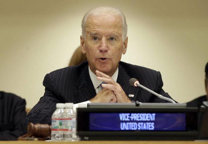 El vicepresidente de Estados Unidos, Joe Biden,  abordará las continuas violaciones por parte de Rusia de los acuerdos de paz. (Archivo/EFE)