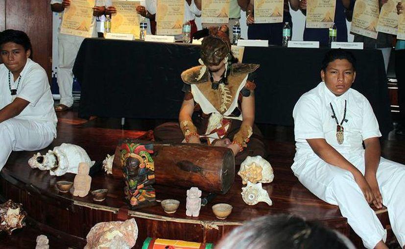 Los Mayas de Yucatán celebrarán el inicio del Año Nuevo. (Milenio Novedades)