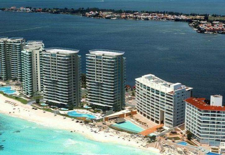 Cancún registra 35 mil 767 cuartos de hospedaje actualmente. (Foto/Internet)