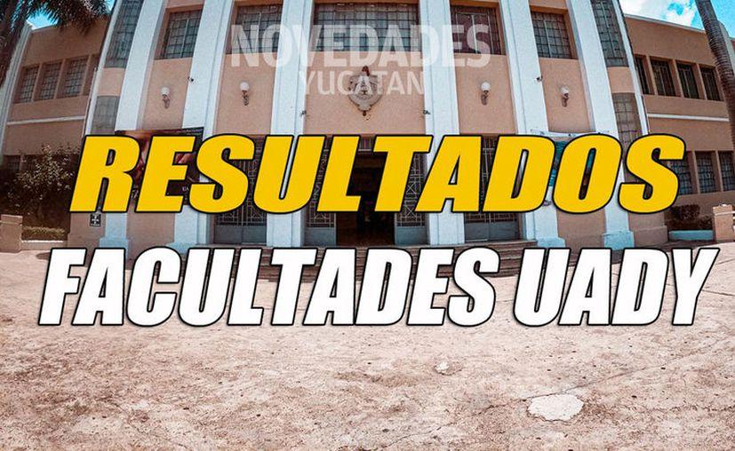 Hoy se dieron a conocer los resultados de nuevo ingreso a las carreras y facultades de la Universidad Auónoma de Yucatán. (Adán Kent)