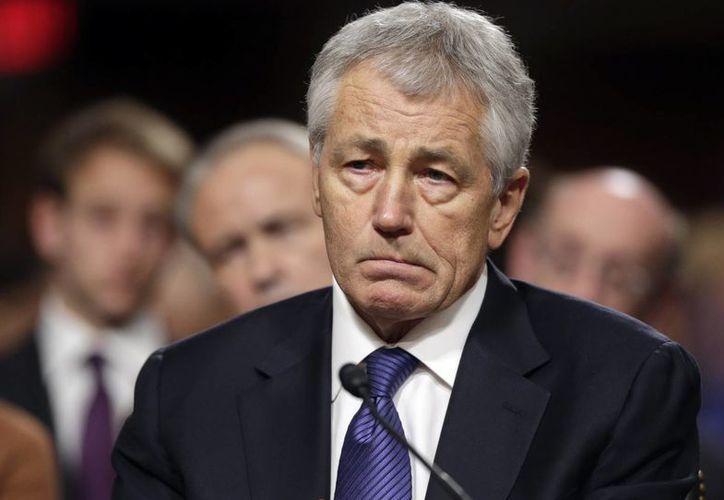 El senador Hagel es un veterano de guerra condecorado. (Agencias)