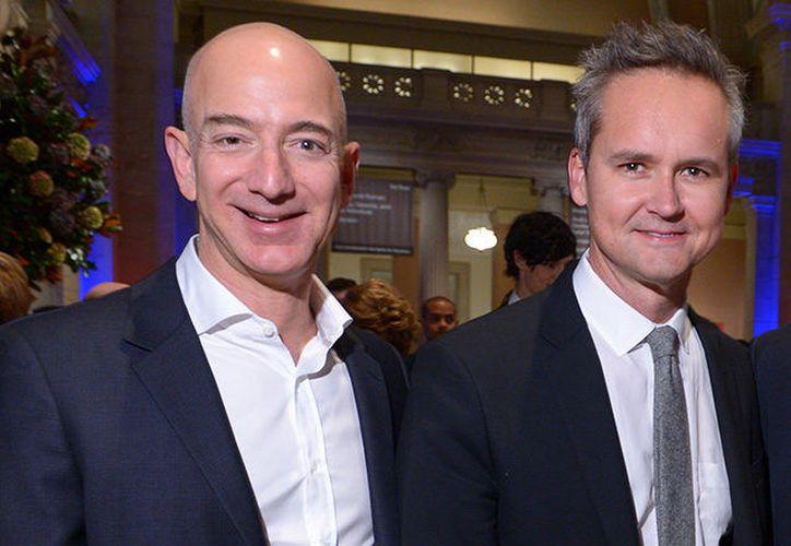 El comunicado llegó horas después de que un medio estadounidense informó que una productora de televisión de la serie de Amazon The Man in the High Castle había acusado a Price de hacerle proposiciones y comentarios lascivos.(Amazon Studios)