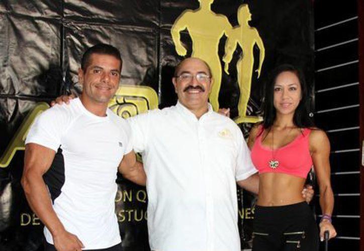 La selección mexicana salió rumbo a la ciudad de México para la competencia. (Francisco Gálvez/SIPSE)