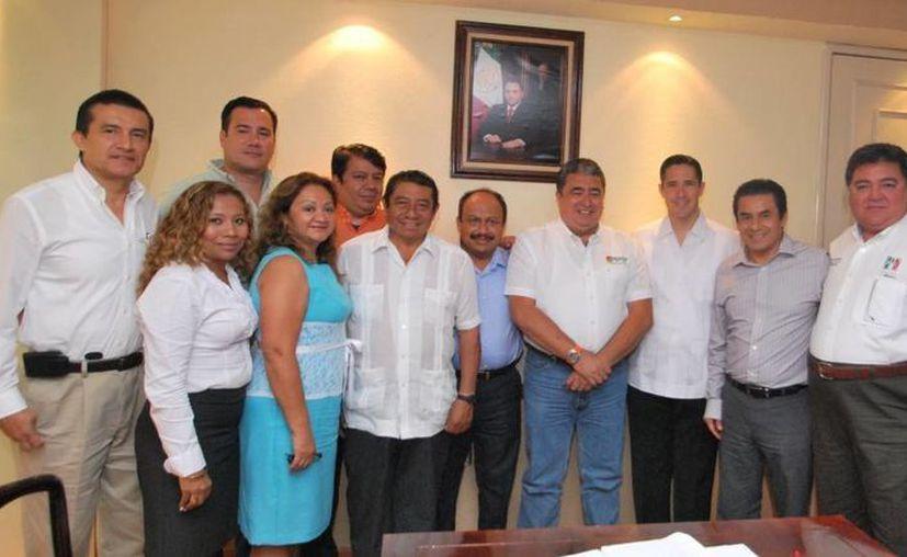 La segunda sesión se realizó en la ciudad de Chetumal. (Cortesía/SIPSE)