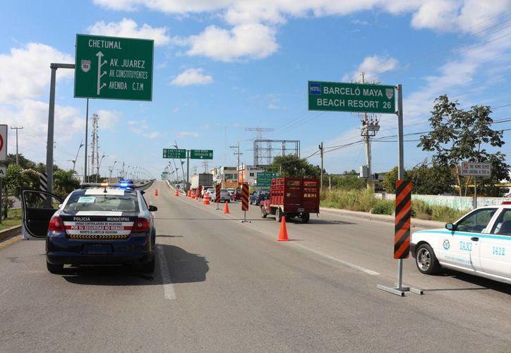 ''Necesitamos analizar todas las posibilidades porque el carretero va a tener un límite de tiempo''. (Adrián Barreto/ SIPSE)