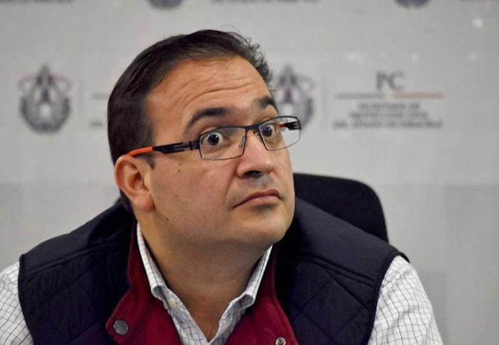 El caso de Javier Duarte sobre el desfalco que realizó en Veracruz es catalogado como uno de más graves. (Yerania Rolón/Proceso)