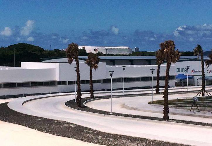 El Centro de Alto Rendimiento es un espacio para la preparación profesional de deportistas locales y de clase mundial. (Redacción/SIPSE)